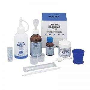 material de rebase para protesis