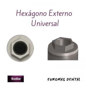 Hexagono Externo Universal