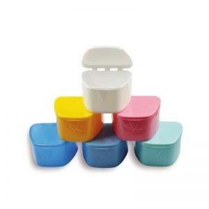 cajas para guardar protesis dentales
