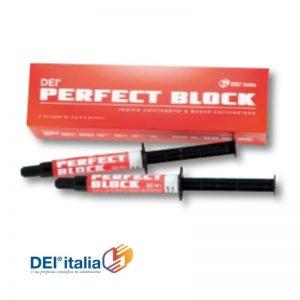Resina Calcinable-Perfect Block- DEI