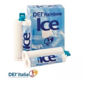 Silicona Transparente Rainbow Ice DEI